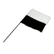 """Mystique® """"Marking Flag"""" schwarz/weiß..."""