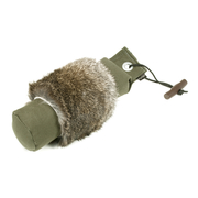Mystique® Dummy Rabbit fur mit Fellring