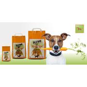 Karotten Pellets für Hunde von Olewo