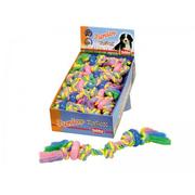 Rope Toy, Junior Baumwollseil mit Gummi