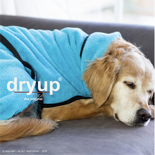 DRYUP CAPE EDITION CYAN