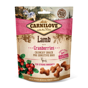 Crunchy Lamb with Cranberries