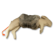 Bunny Kaninchen Dummy mit Fell