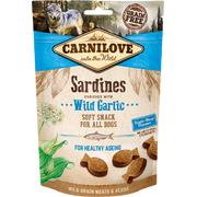 Carnilove Soft Snack Sardine und Knoblauch