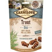 Carnilove Soft Snack Forelle und Dille