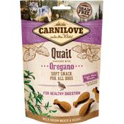 Carnilove Soft Snack Wachtel und Oregano