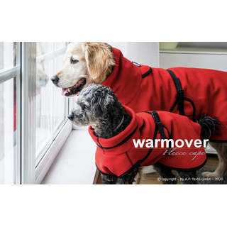 WARMOVER FLEECE CAPE