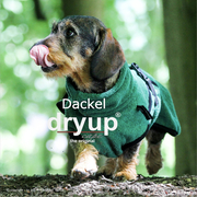 DRY UP CAPE Dackel