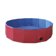 Doggy Pool Blau/Rot